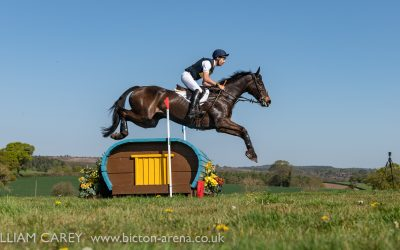 Bicton's October Horse Trials has something for everyone