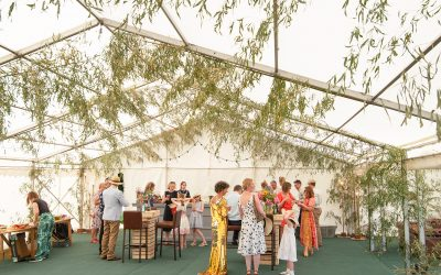 Client Focus: Barny Lee Marquees