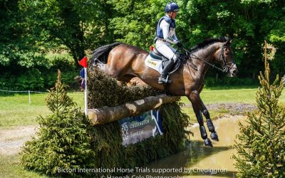 BICTON TO HOST BURGHLEY REPLACEMENT CCI5* FIXTURE IN SEPTEMBER